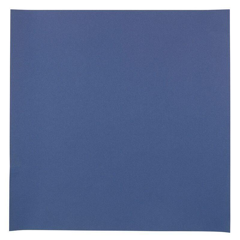 Papier scrapbooking Mahé Bleu Indigo 30,5x30,5 cm