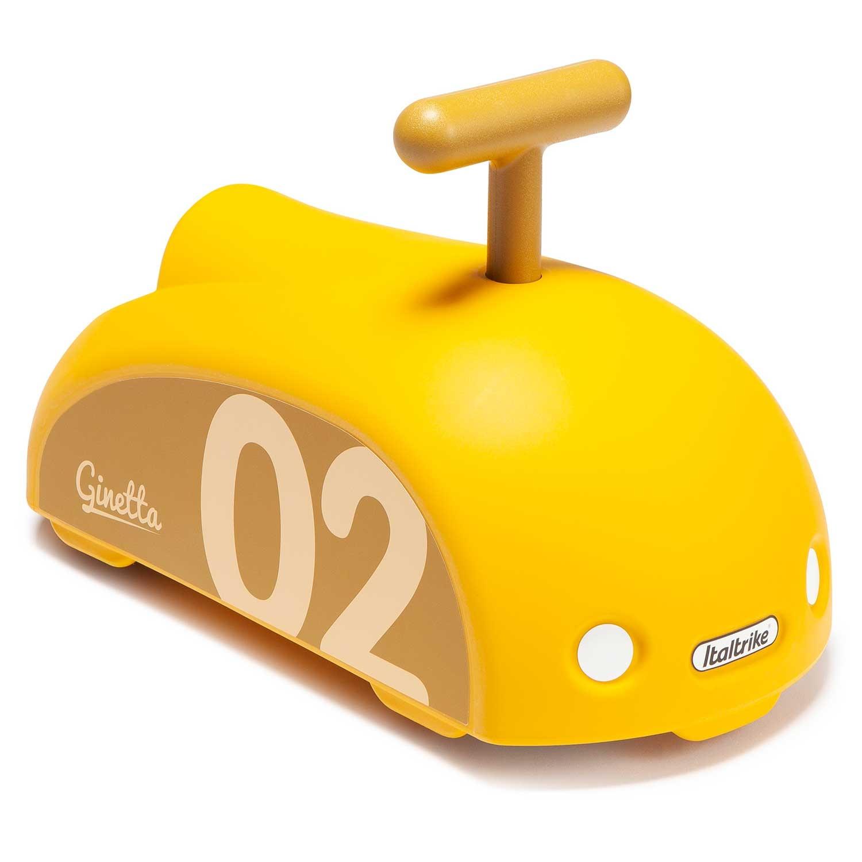 Porteur pour enfant jaune