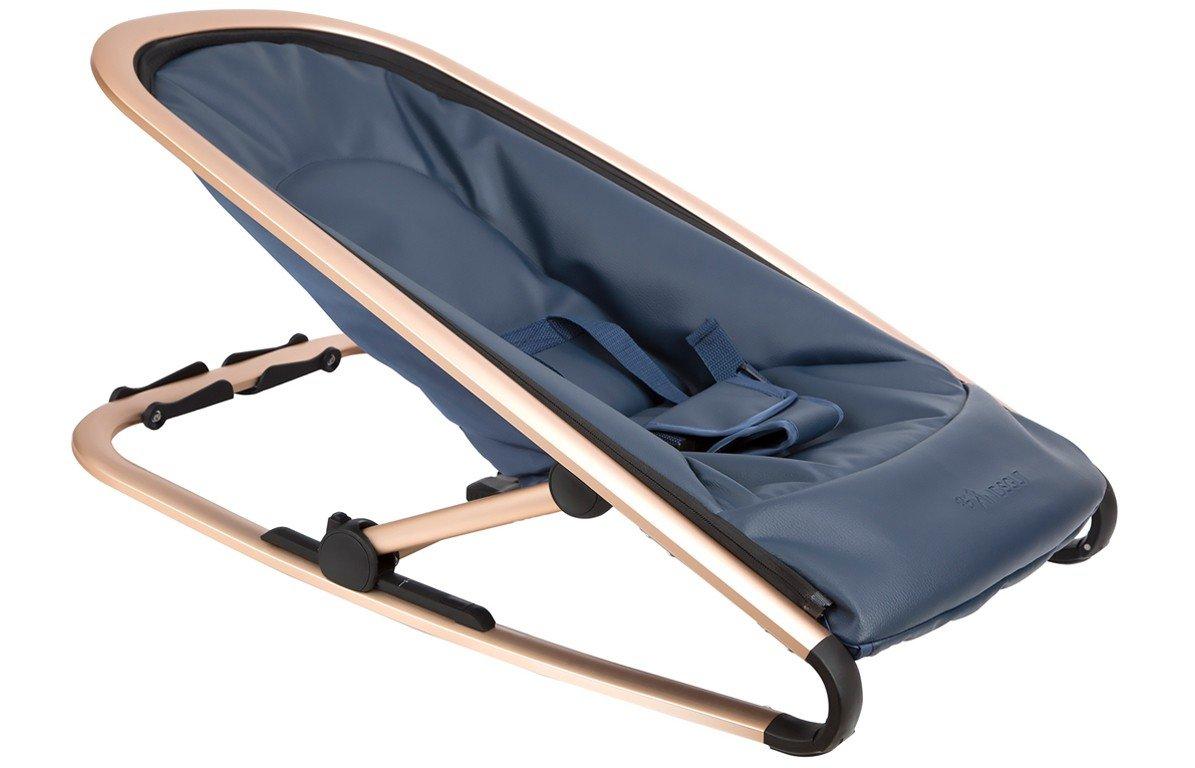Transat bébé balancelle de luxe bleu royal
