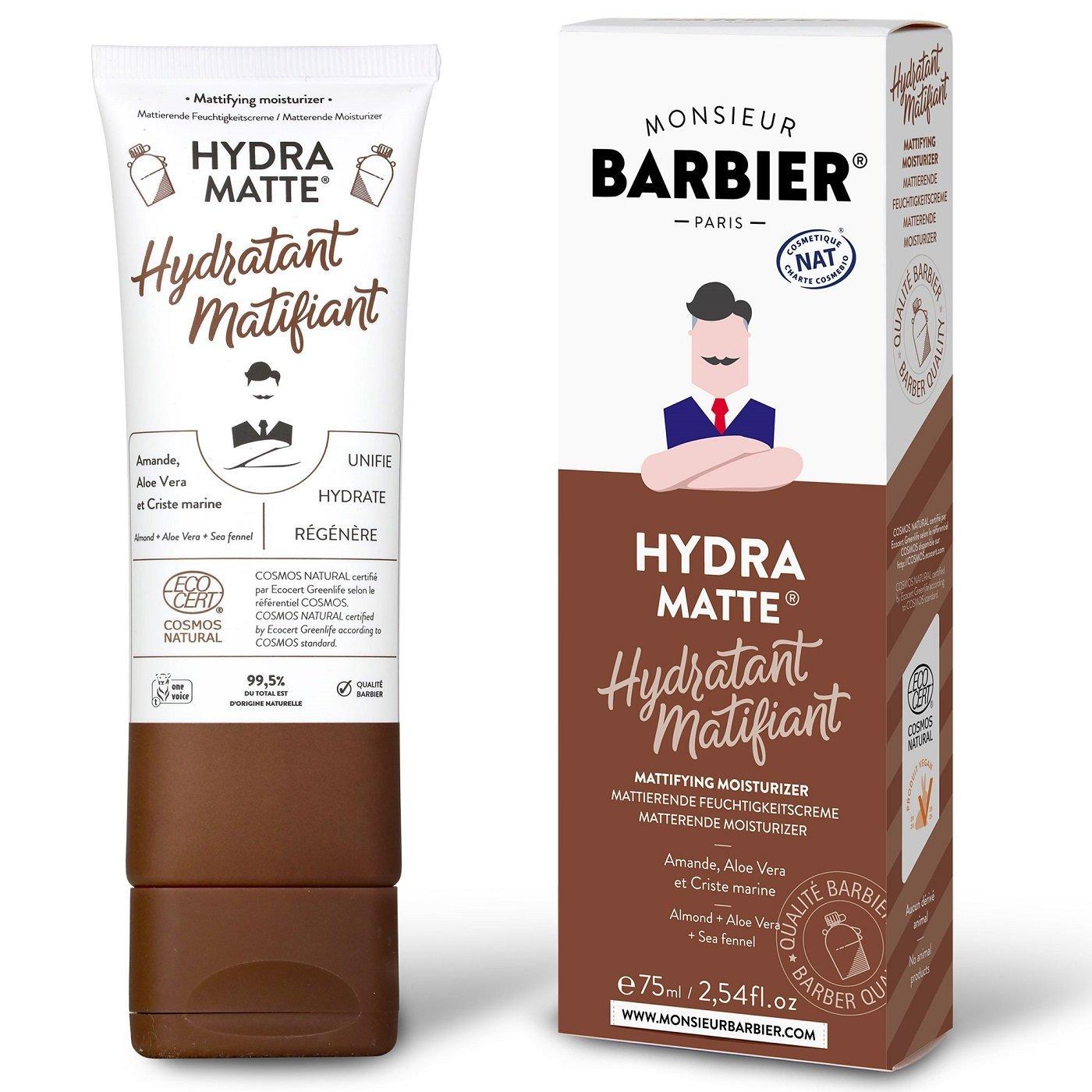 Crème hydratante matifiante hydra matte 75 mL