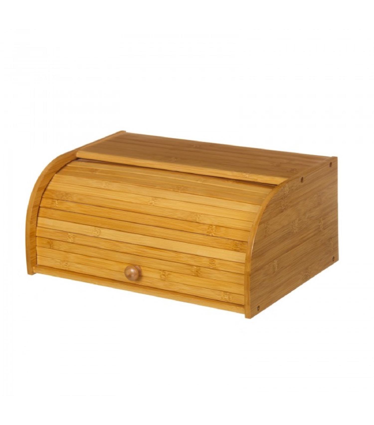 Boîte à pain en bambou