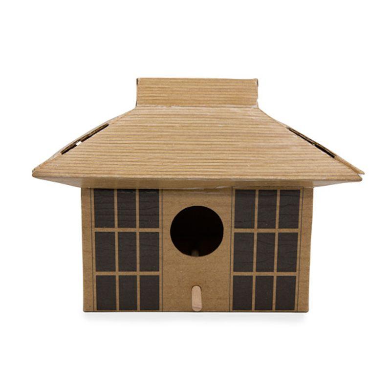 Nichoir à oiseaux japonais à fabriquer - Coffret DIY En