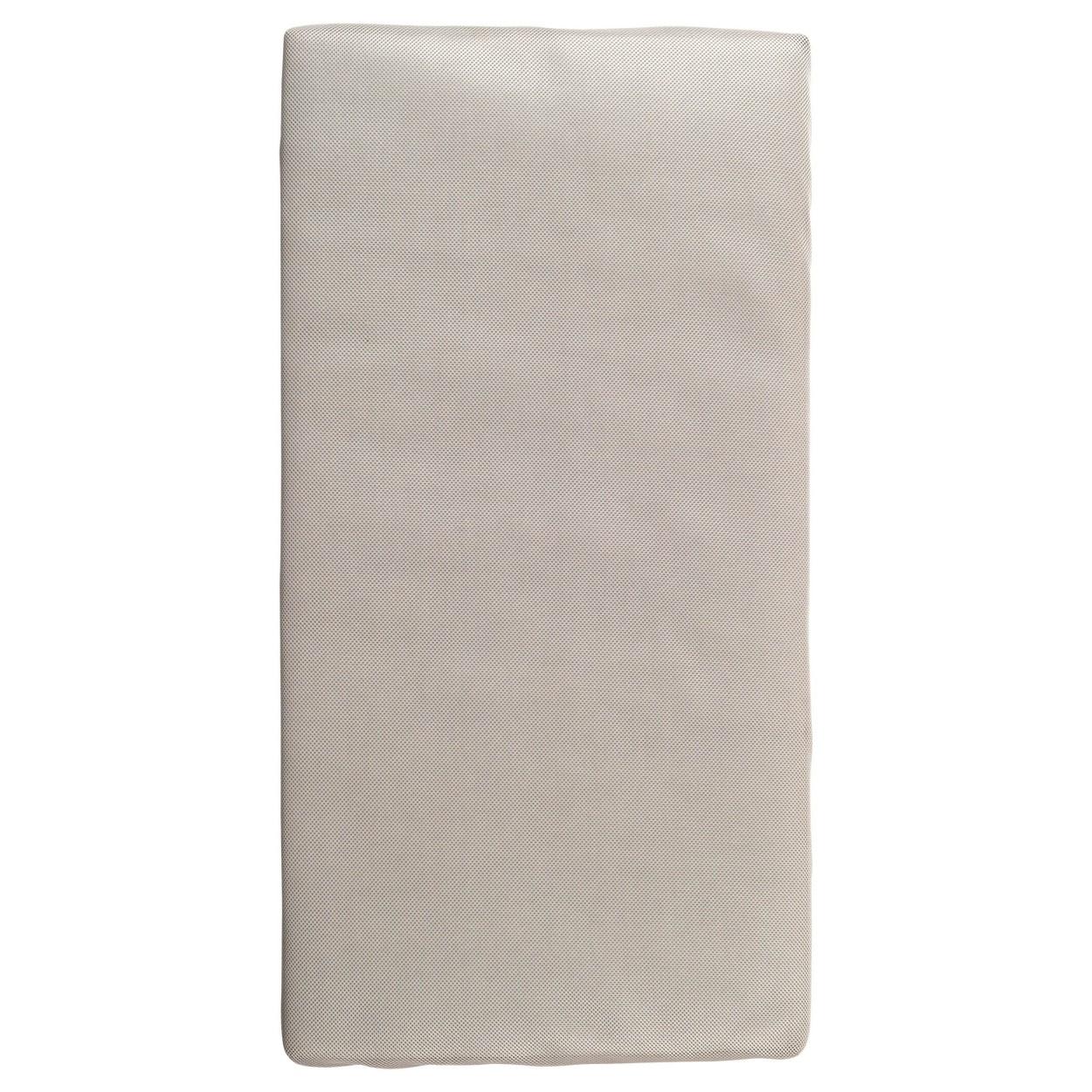 Matelas bébé de voyage 60x120 cm Air+ gris clair