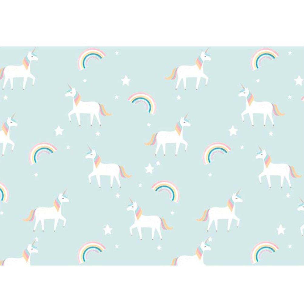 Rouleau sticker licornes 45x150cm