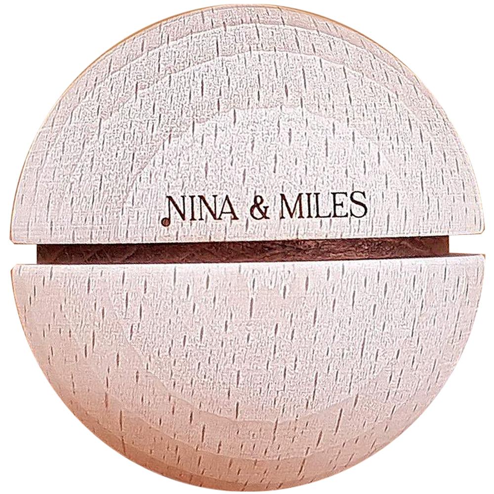 Boule sonore Montessori 50mm Timbre Noir