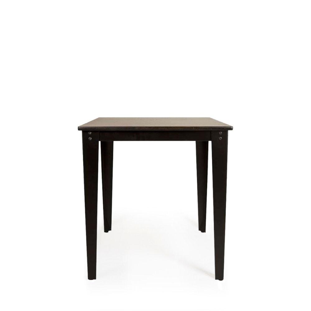 Petite table en bois marron