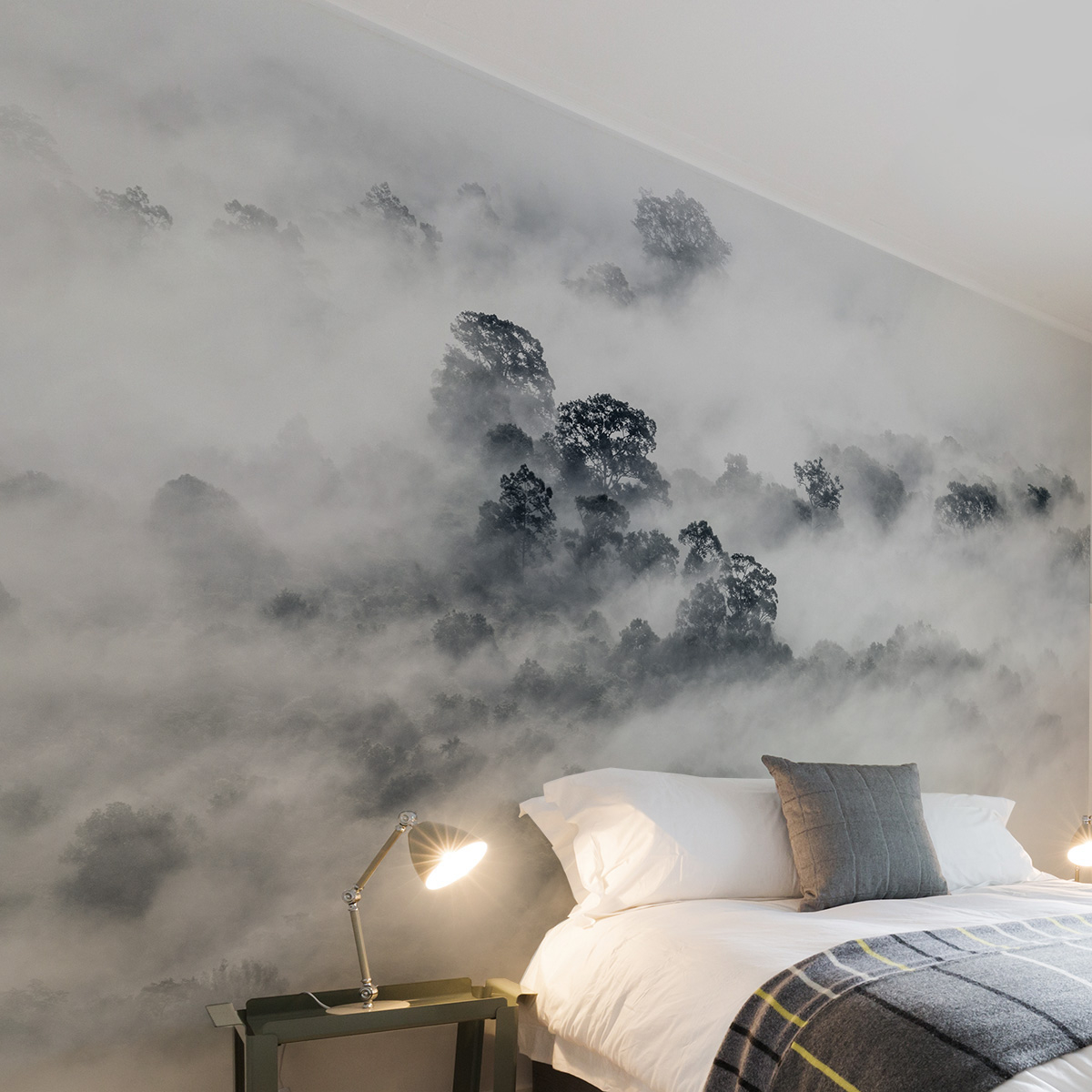 Papier peint panoramique quiet landscape 170x250cm