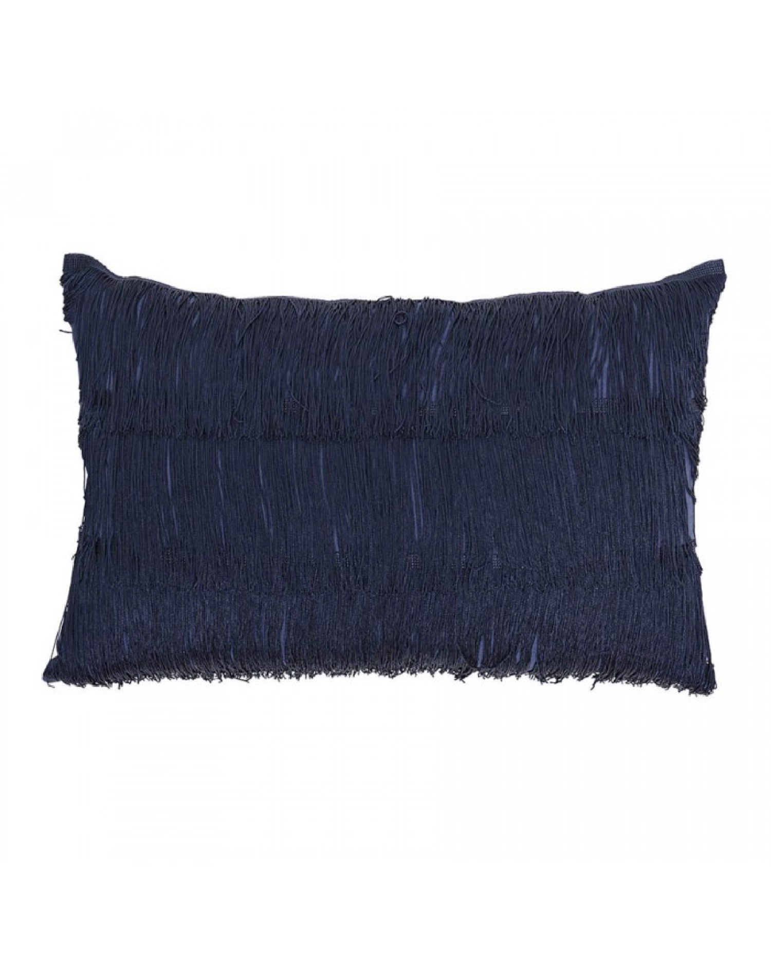 Coussin Blue polyester 60x40cm