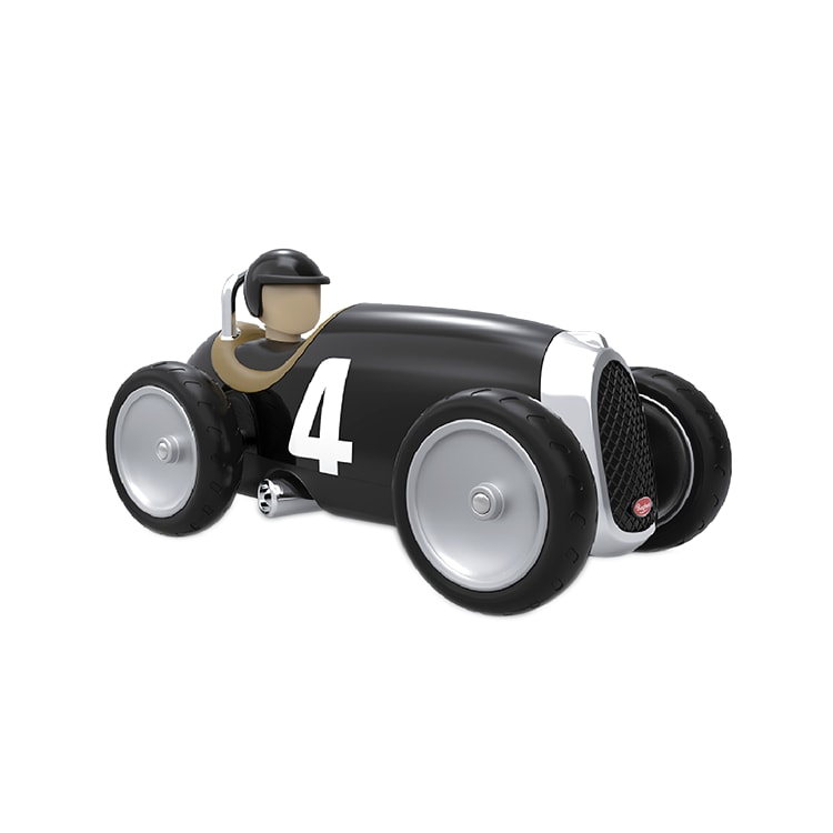 Petite voiture noire