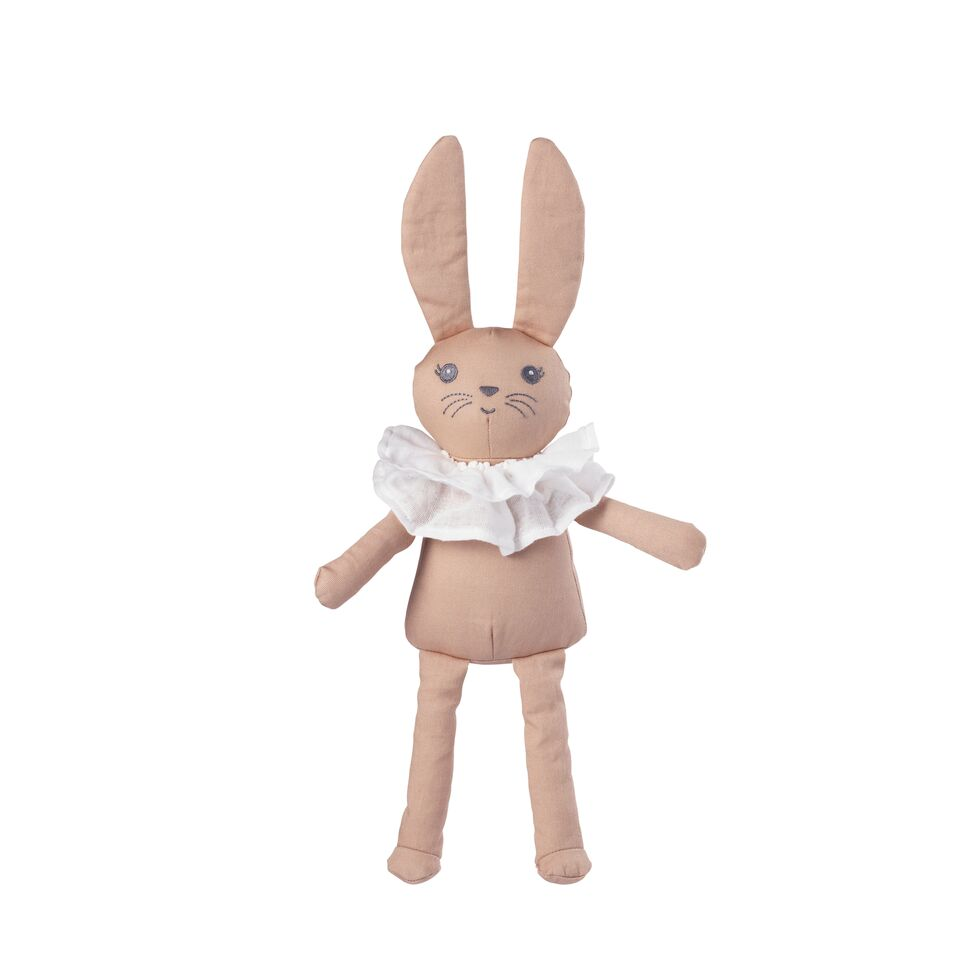 Doudou Lily Rose le lapin