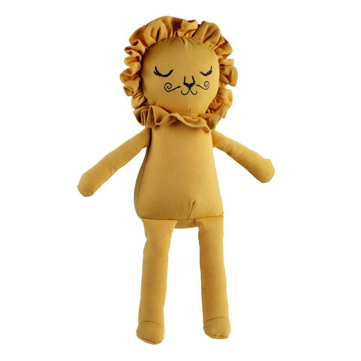 Doudou Harry le lion
