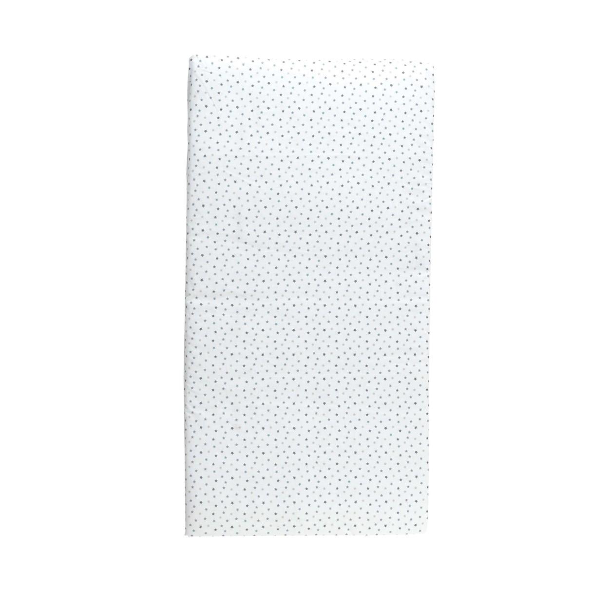 Matelas bébé de voyage 60x120cm étoiles