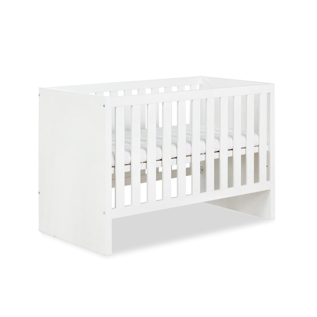 Lit bébé 60x120 blanc
