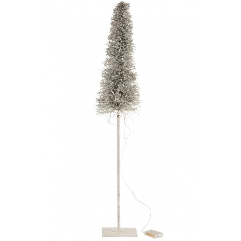 Arbre décoratif led branches H99cm