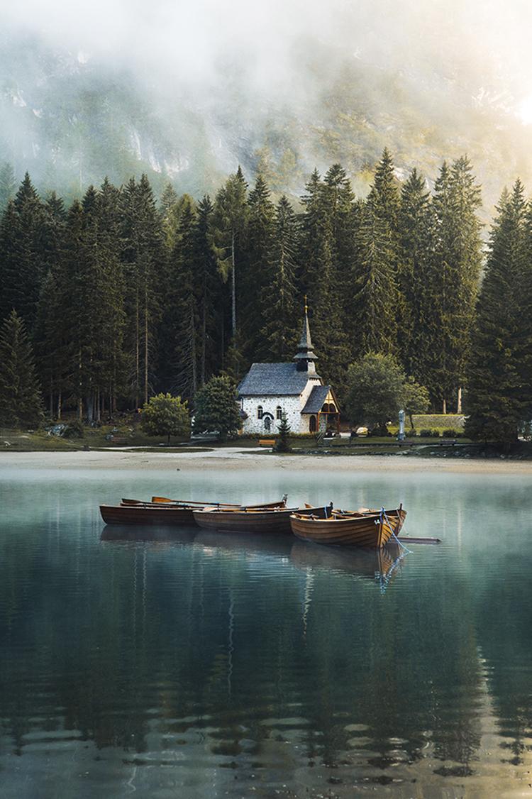 Photographie d'art d'Hugo Grandcolas 60x90 cm sur alu