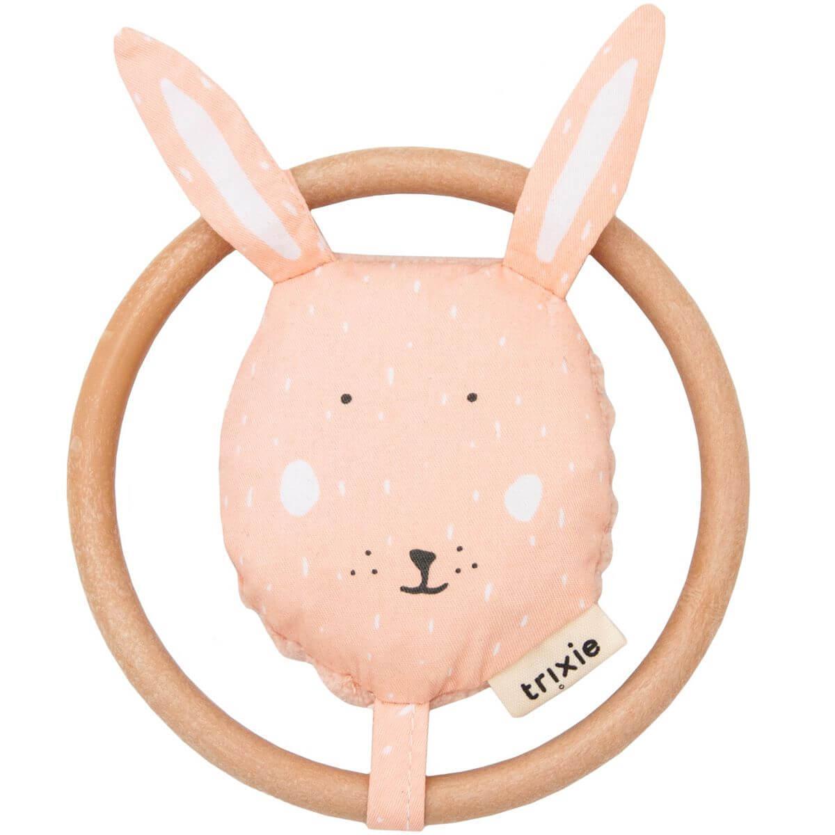 Hochet mrs rabbit