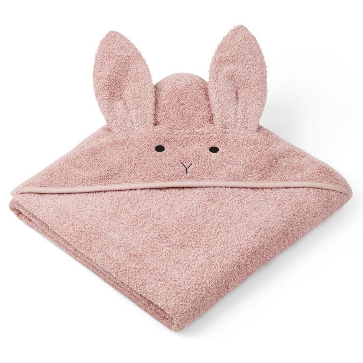 Cape de bain augusta rabbit rose