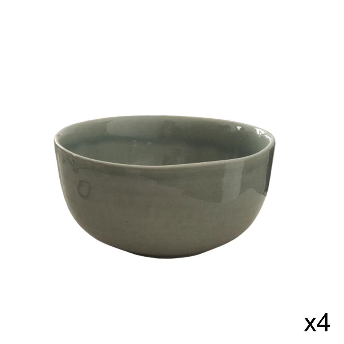 Bol céramique (par 4)  vert
