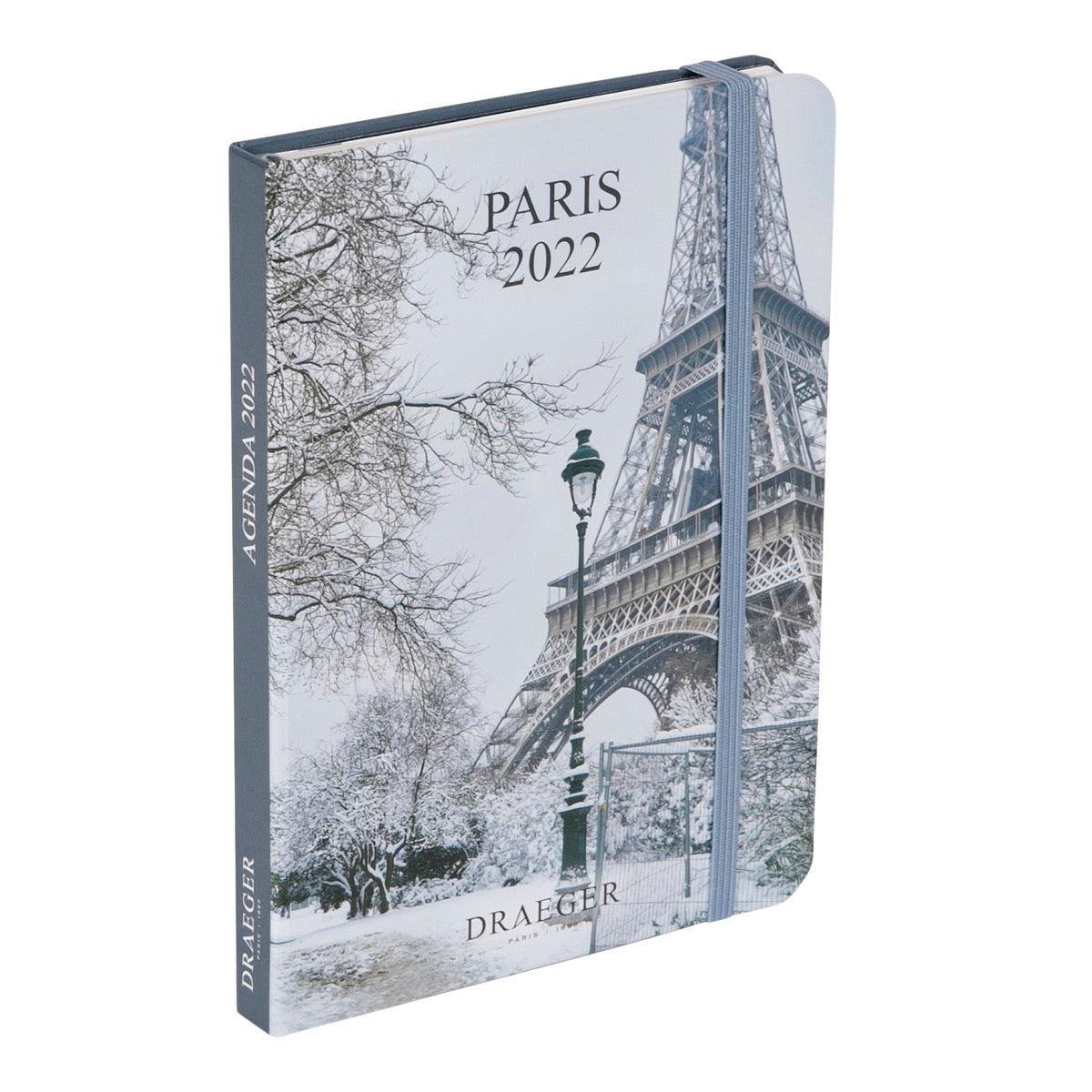 Agenda De Poche Paris - 2022
