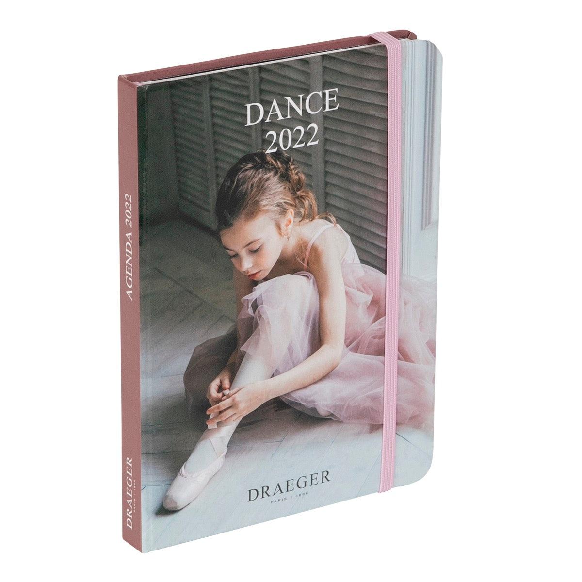 Agenda De Poche Danse - 2022