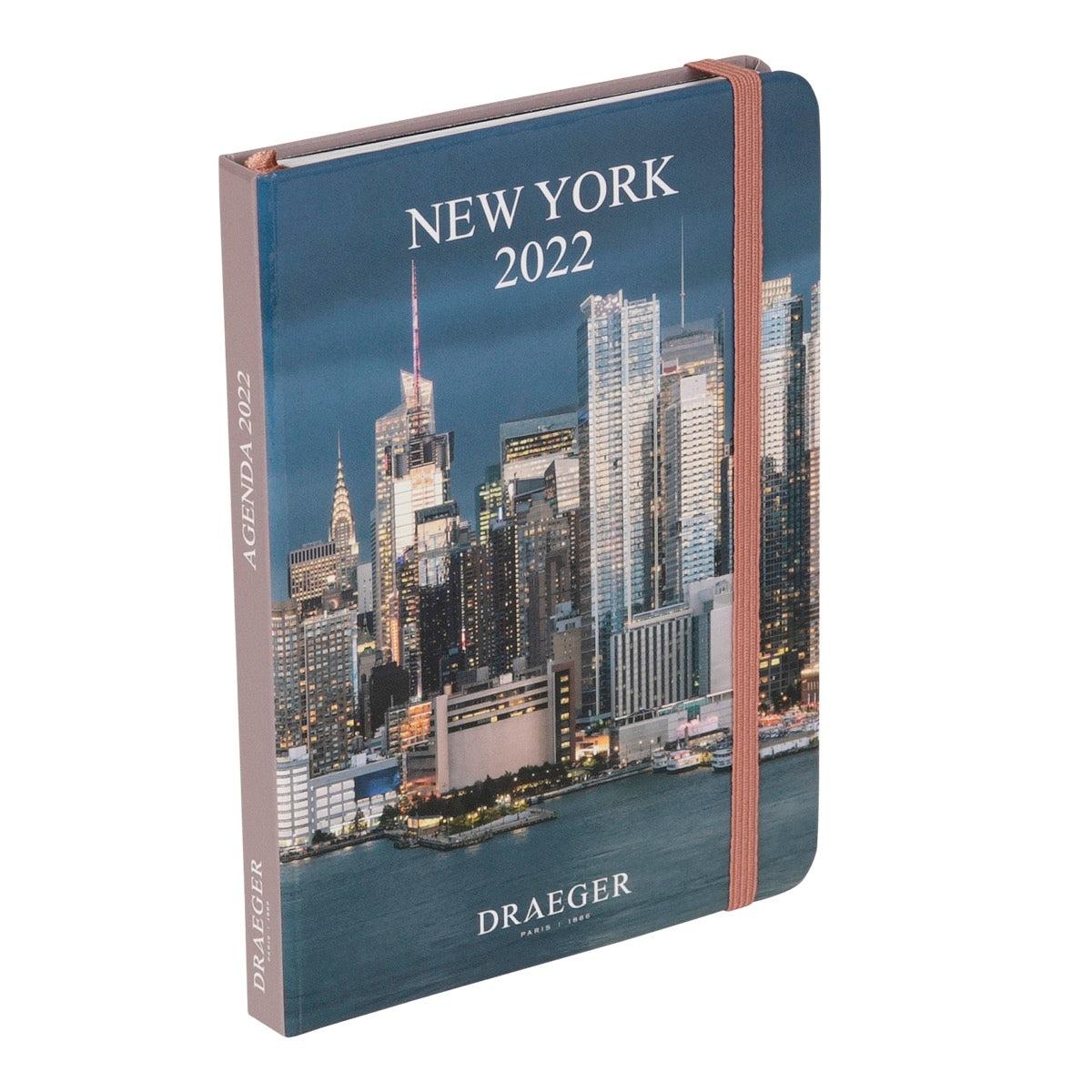 Agenda De Poche New York - 2022