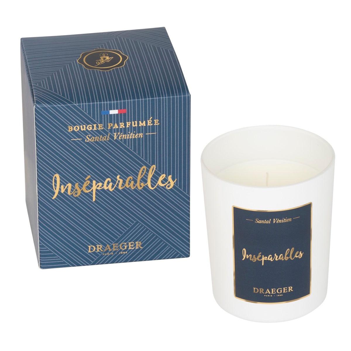 Bougie Cadeau - Inséparables