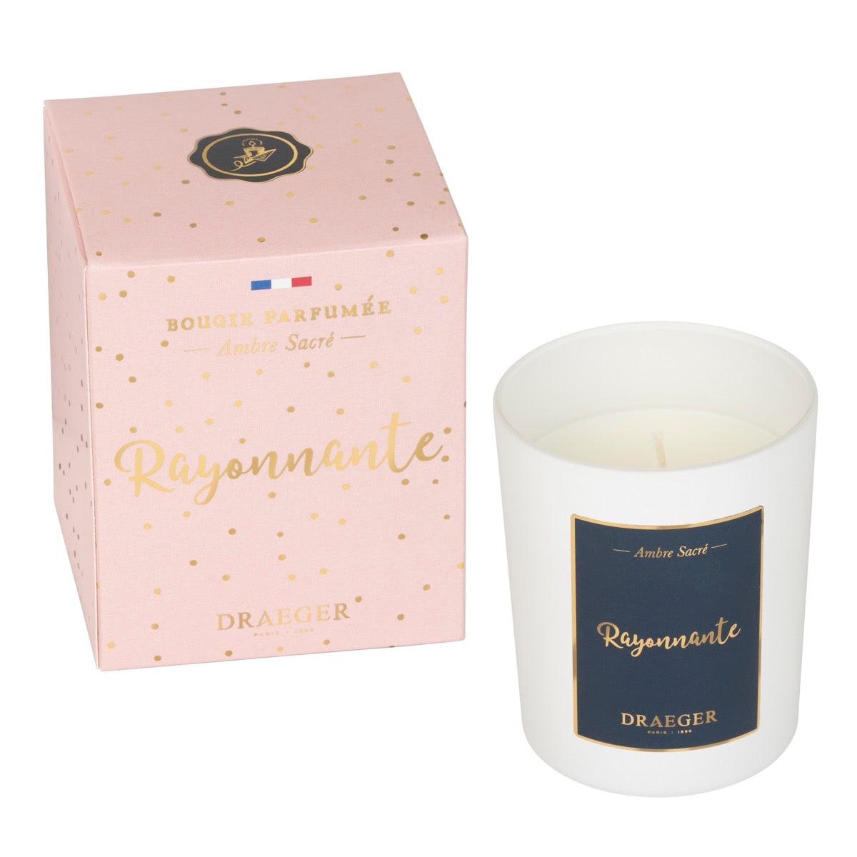 Bougie Cadeau - Rayonnante