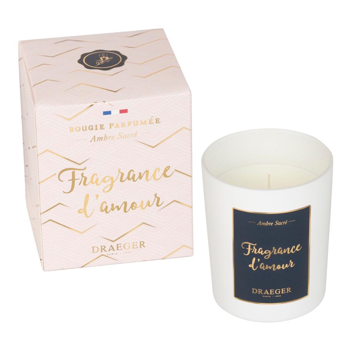 Bougie Cadeau - Fragrance D'amour