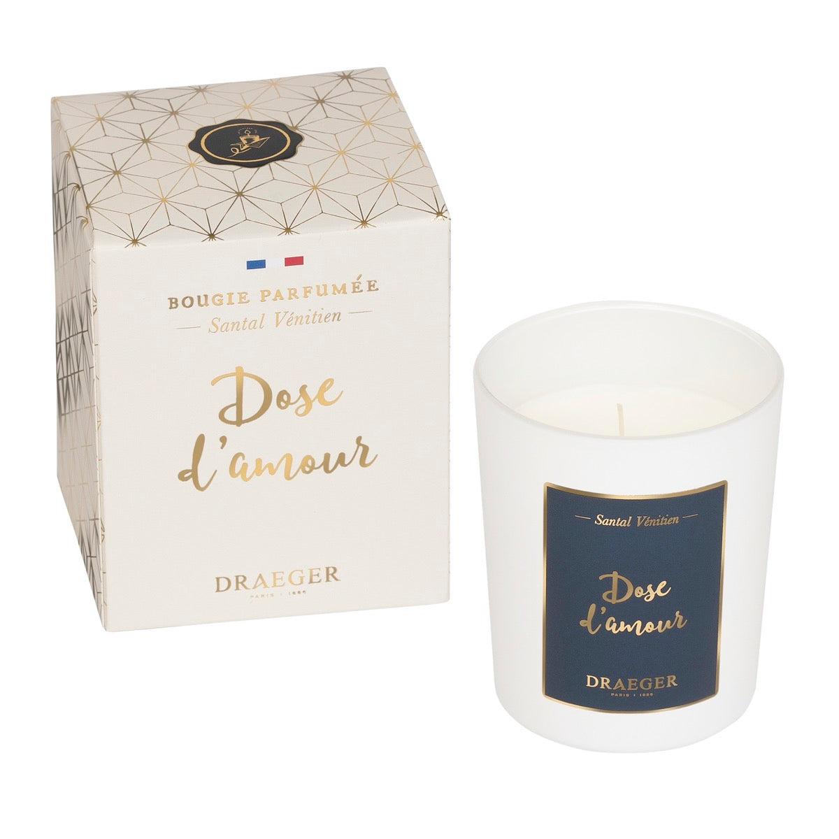 Bougie Cadeau - Dose D'amour