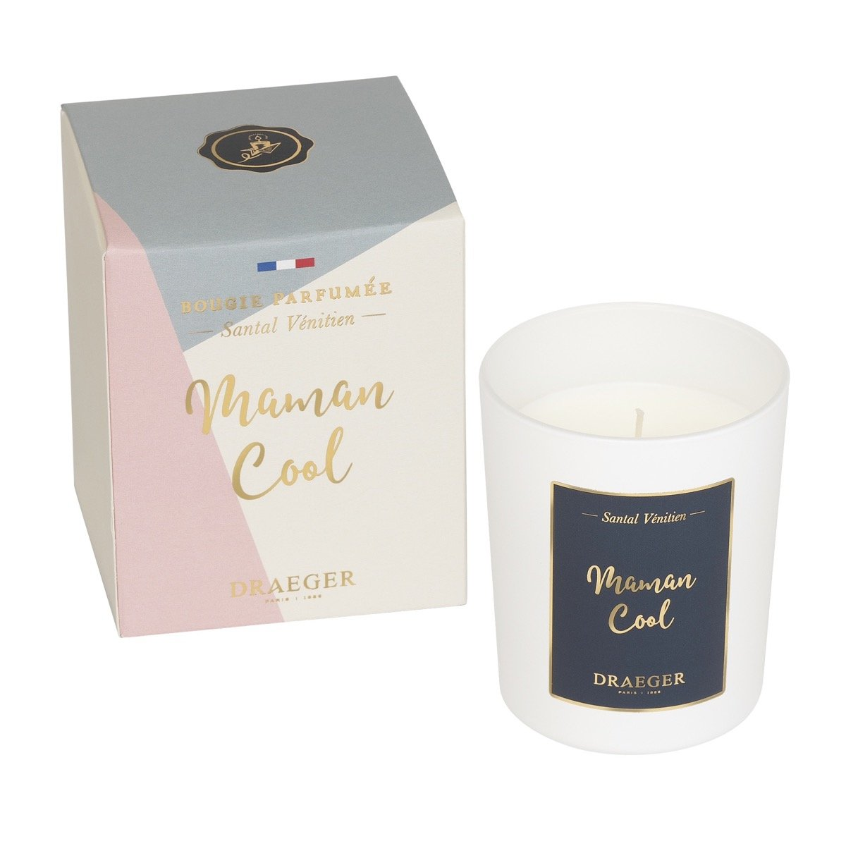 Bougie Cadeau - Maman Cool
