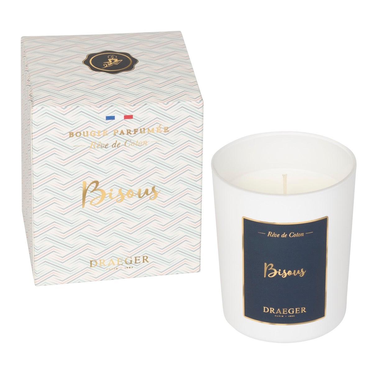 Bougie Cadeau - Bisous