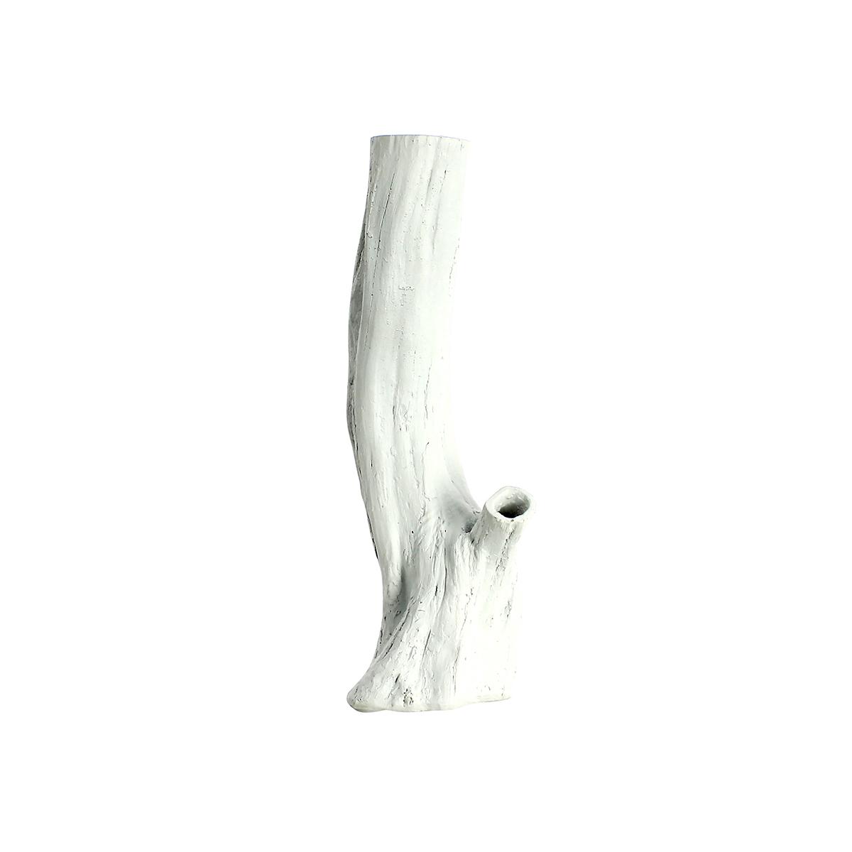 Vase blanc 9,5cm