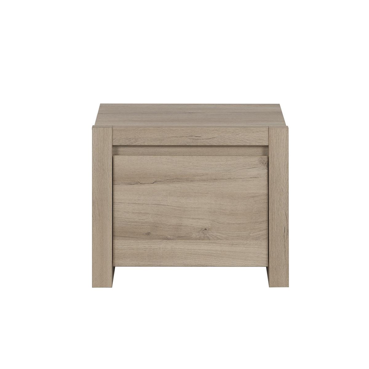 Chevet Panneaux de bois  Bois