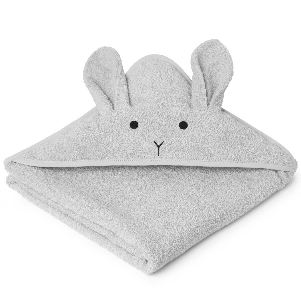 Cape de bain augusta rabbit dumbo gris