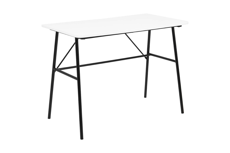 Bureau design blanc et noir