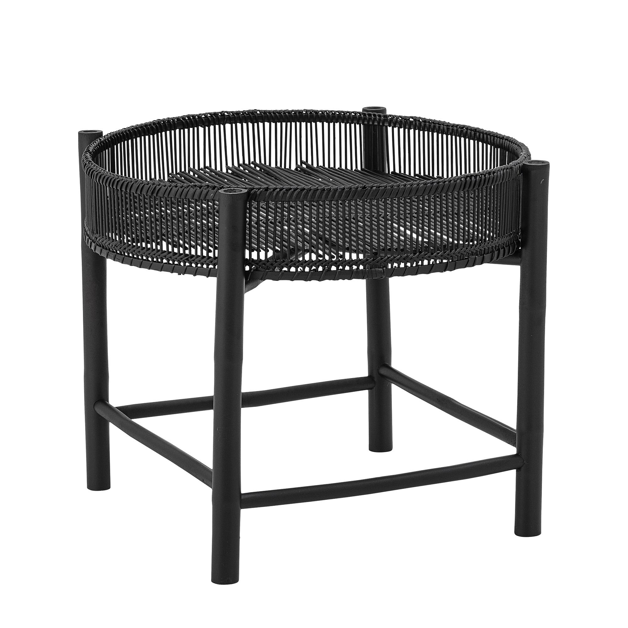 Table basse Ana en bambou noir