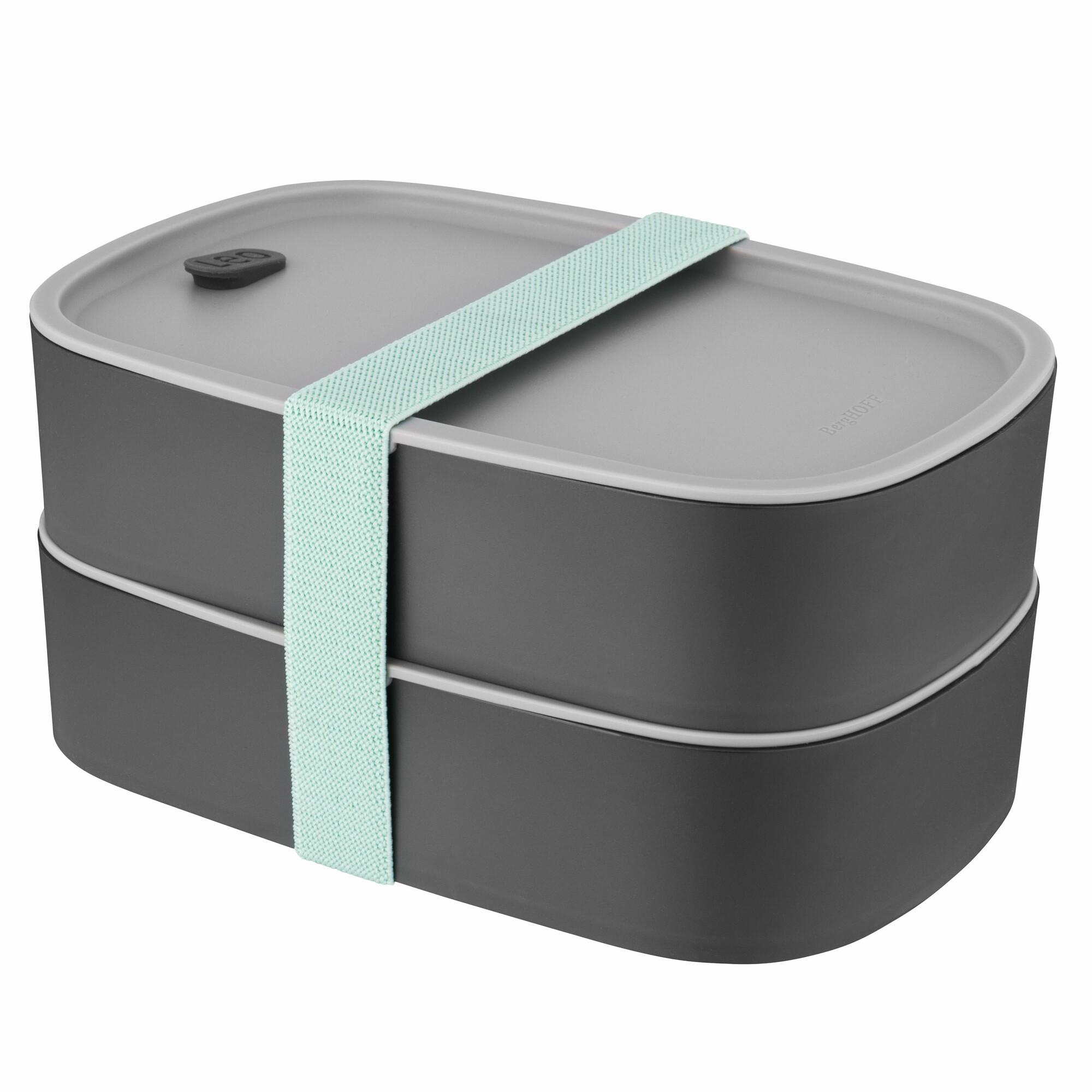 Bento box en pvc 2 pcs
