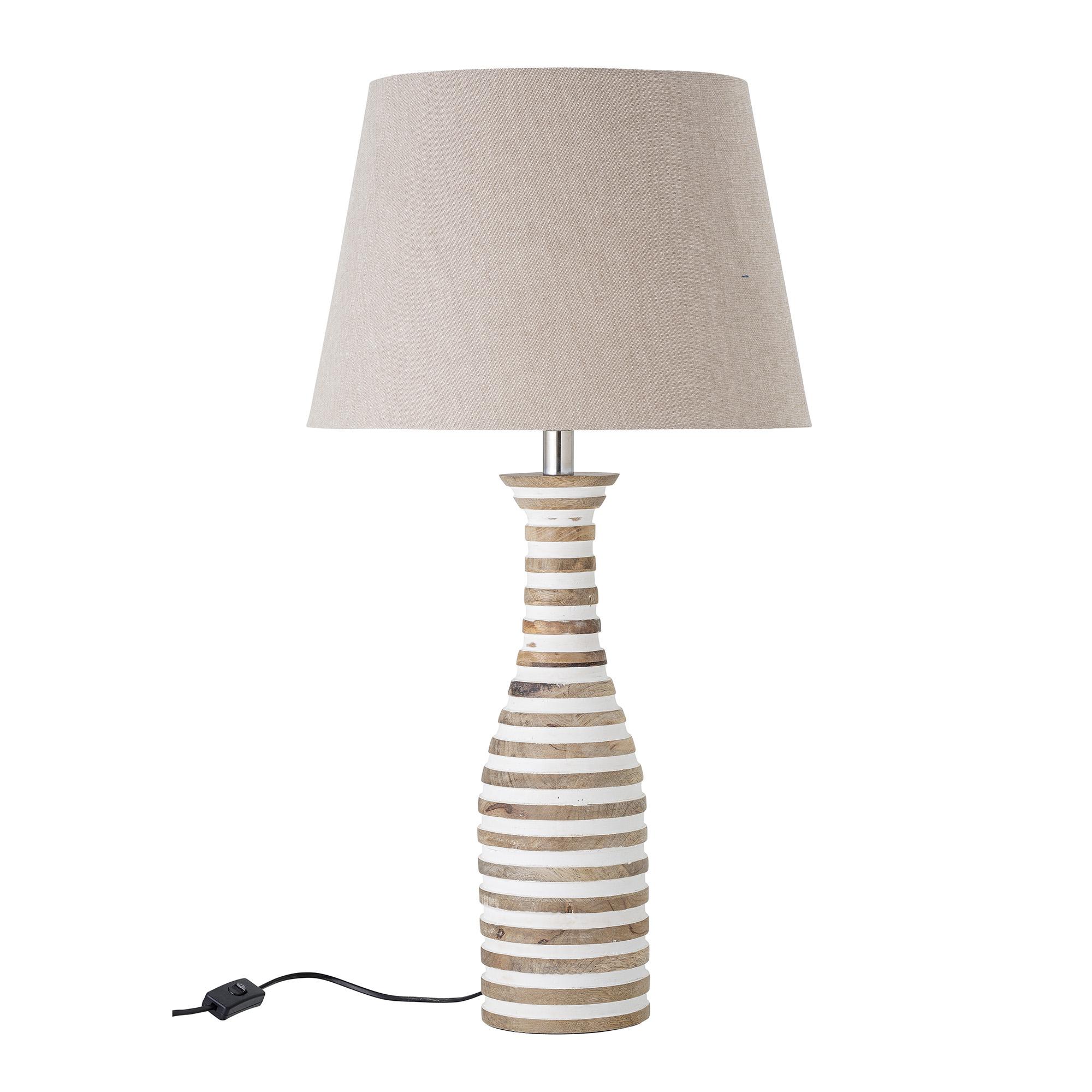 Lampe à poser Amandine H74cm