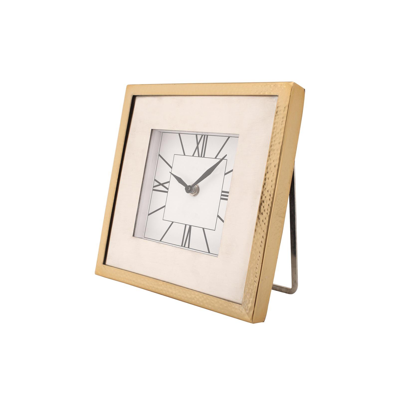 Horloge de table Or 3x22x22