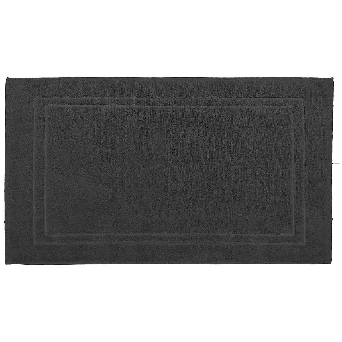 Tapis de bain 900gr/m² Anthracite 50x80 cm