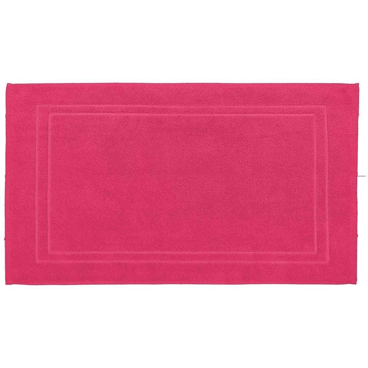 Tapis de bain 900gr/m²  Rose Indien 50x80 cm