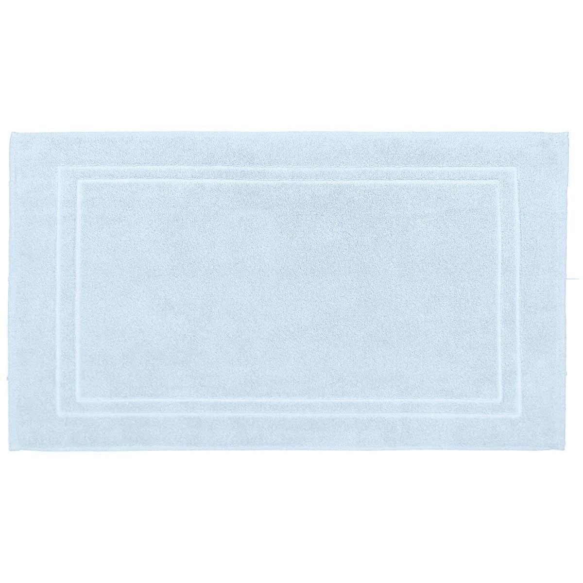 Tapis de bain 900gr/m² Bleu Arctic 50x80 cm