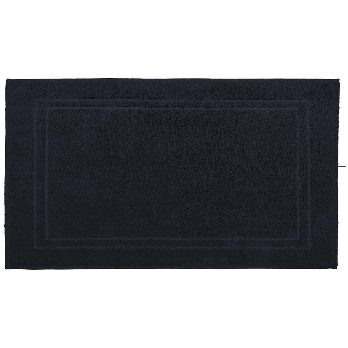 Tapis de bain 900gr/m²  Noir 50x80 cm