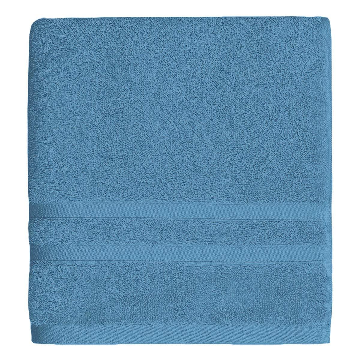 Drap de bain 600gr/m² Cobalt 70x140 cm