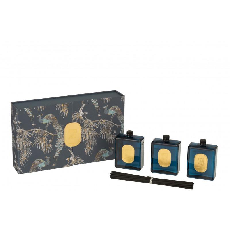 Boîte de 3 huiles parfumée 50ml