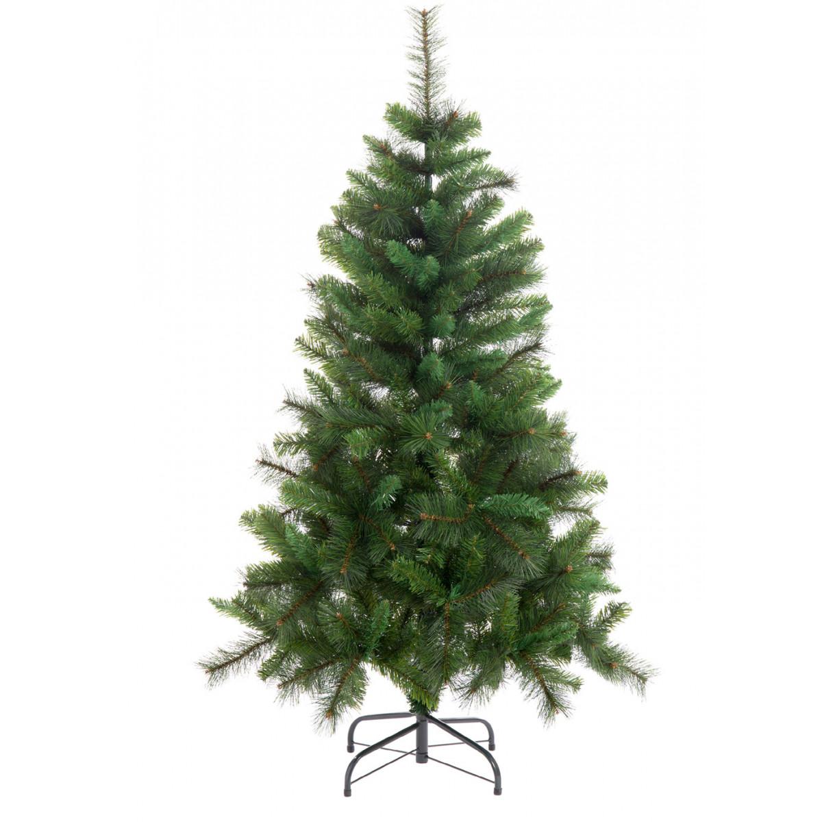 Sapin de Noël synthétique H120cm