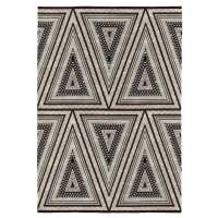 ORVAR - Tapis décoratif en coton en impression numérique 120x170
