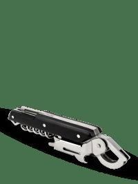 CLAVELIN - Tire-bouchon sommelier avec coupe-capsule et décapsuleur 14cm