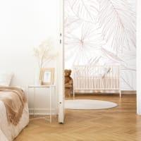 LAMNAR ROSA - Papier peint panoramique intissé 336x270cm